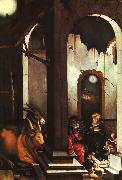 Hans Baldung Grien Nativity oil painting reproduction