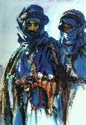 John Singer Sargent Bedouins oil painting reproduction