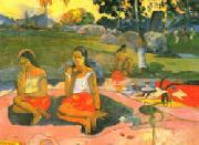 Paul Gauguin Nave Nave Moe oil painting