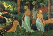 Paul Serusier Bathers with White Veils oil painting reproduction