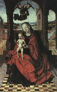 Petrus Christus The Virgin and the Child oil painting
