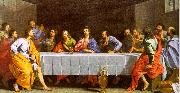 Philippe de Champaigne The Last Supper 2 oil painting reproduction