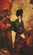 Sir Joshua Reynolds General Sir Banastre Tarleton oil painting
