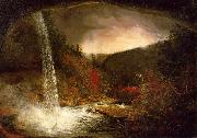 Thomas Cole Kaaterskill Falls s oil painting reproduction