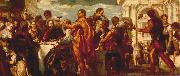 VERONESE (Paolo Caliari) The Marriage at Cana  r oil painting reproduction