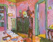 Wassily Kandinsky Interior oil painting