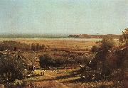 Worthington Whittredge House by the Sea oil painting reproduction