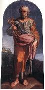 PUGET, Pierre St Peter Holding the Key of the Paradise sg oil painting