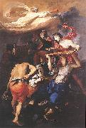 PUGET, Pierre The Sacrifice of Noah f oil painting