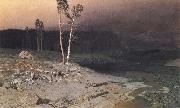 Arkhip Ivanovich Kuindzhi Landscape oil painting reproduction