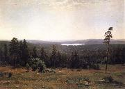 Ivan Shishkin Landscape of the Forest oil painting reproduction
