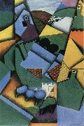 Juan Gris House oil painting reproduction