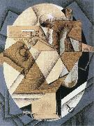 Juan Gris Table oil painting reproduction