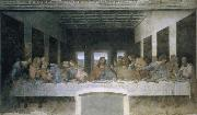 Leonardo Da Vinci The Last Supper oil painting reproduction