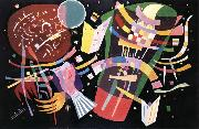 Wassily Kandinsky Composition X oil painting