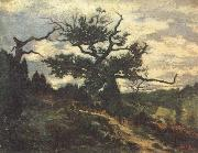 Antoine louis barye The Jean de Paris,Forest of Fontainebleau oil painting