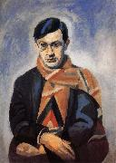 Delaunay, Robert Portrait oil painting reproduction