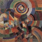 Delaunay, Robert Electric oil painting reproduction