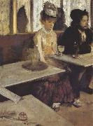 Edgar Degas People oil painting reproduction