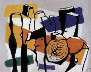 Fernard Leger The bole on the gray background oil painting reproduction