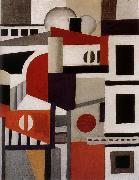 Fernard Leger House oil painting reproduction