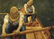 Gustave Caillebotte Oarsman oil painting reproduction