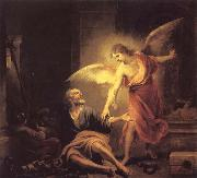 Bartolome Esteban Murillo The Liberation of The Apostle peter from the Dungeon oil painting reproduction