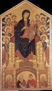 Cimabue S.Trinita Madonna oil painting reproduction