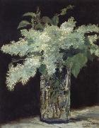 Edouard Manet White Lilac oil painting reproduction