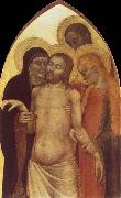 GIOVANNI DA MILANO Pieta oil painting reproduction