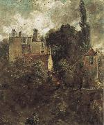 John Constable The Grove,or the Admiral-s House Hampstead oil painting reproduction