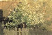 Levitan, Isaak Faulbeerbaum oil painting