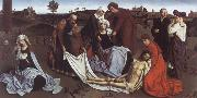 Petrus Christus The Lamentation oil painting reproduction