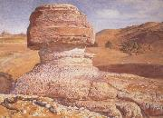 William Holman Hunt The Sphinx oil painting