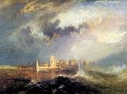 Joseph Mallord William Turner Quillebeuf, at the Mouth of Seine oil painting reproduction