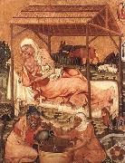 MASTER of Hohenfurth Nativity oil painting reproduction