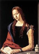 Piero di Cosimo St Mary Magdalene oil painting