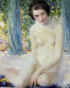 unknow artist Sexy body, female nudes, classical nudes 74 oil painting reproduction