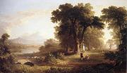 Asher Brown Durand The Morning of Life oil painting