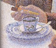 Paul Signac Detail of Cenacle oil painting reproduction