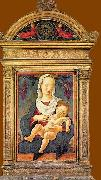Cosimo Tura The Madonna of the Zodiac oil painting reproduction