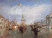J.M.W. Turner Venice From the porch of Madonna della salute oil painting reproduction