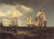Joseph Mallord William Turner Marine oil painting reproduction