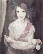 Marie Laurencin The Girl oil painting