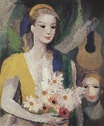 Marie Laurencin Woman and children oil painting