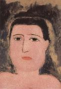 Marie Laurencin Portrait of Apolina oil painting