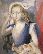 Marie Laurencin Trick rider oil painting