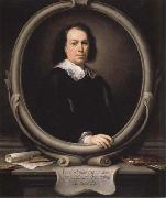 Bartolome Esteban Murillo self-Portrait oil painting reproduction