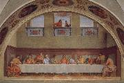 Andrea del Sarto The Last Supper oil painting reproduction