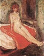 Edvard Munch Girl oil painting reproduction